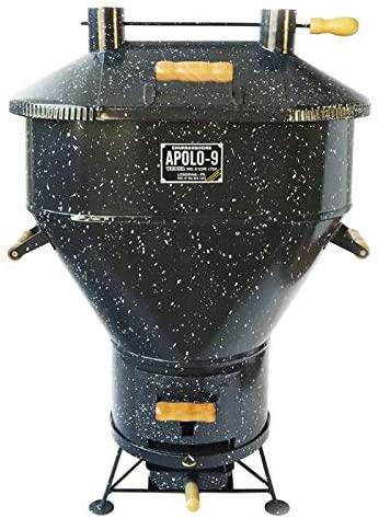 Churrasqueira Apolo 9 a Bafo, Gás ou Carvão