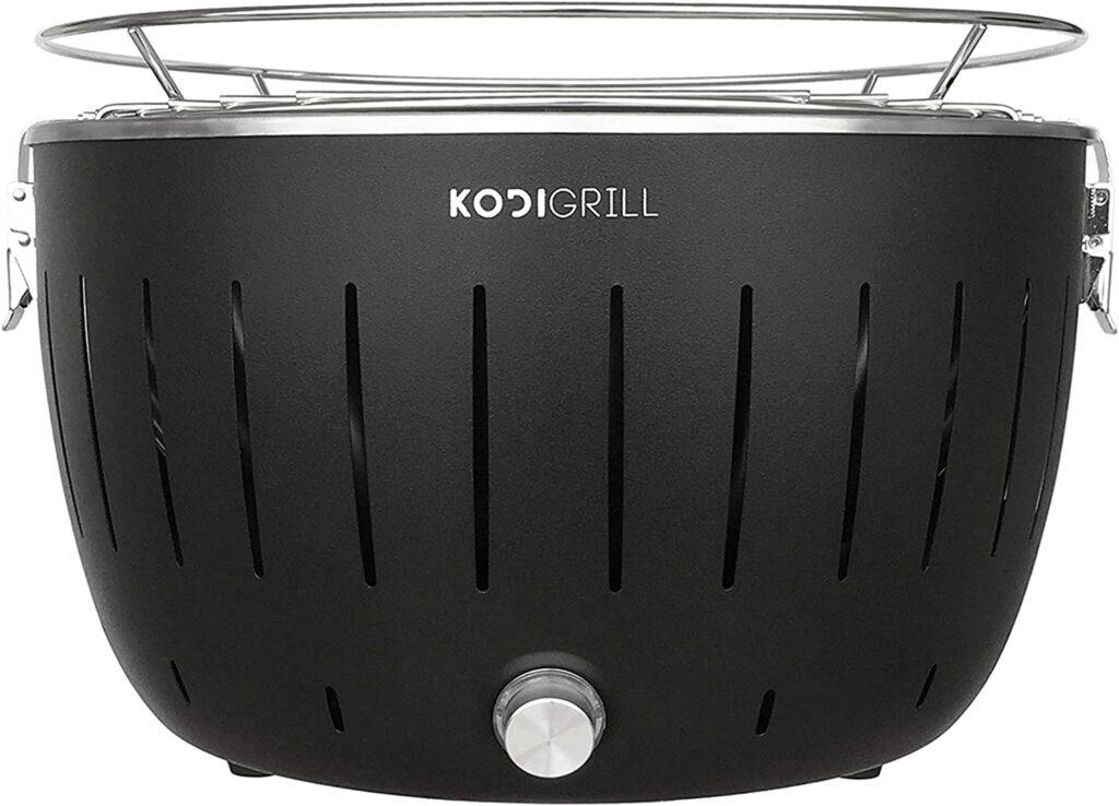 Churrasqueira Portátil a Carvão Kodi Grill