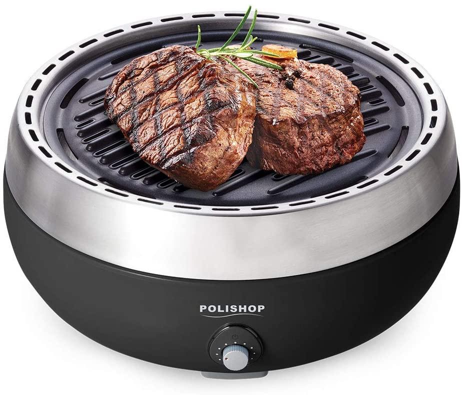Churrasqueira potátil a carvão Steakhouse Grill