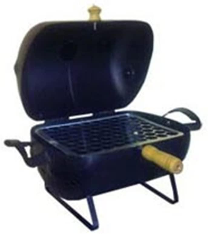 Churrasqueira redonda A Carvão Mini Grill Bafo